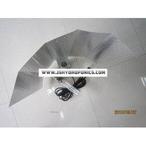 400w 600w 1000w Plant Growing High Pressure Sodium Lamp Kit Reflector